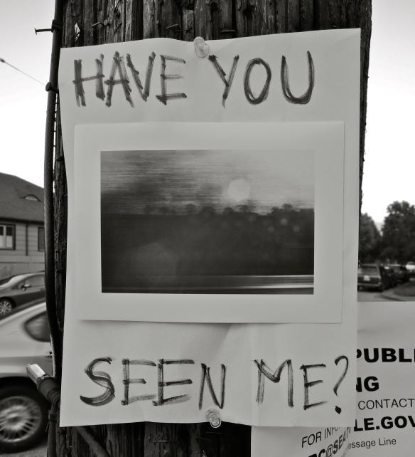 Missing (III)